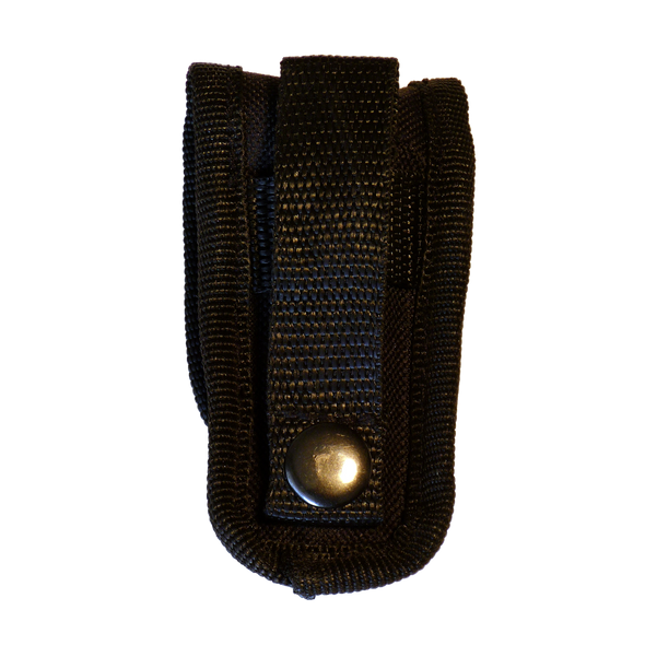 Back View of MOLLE style snap loop