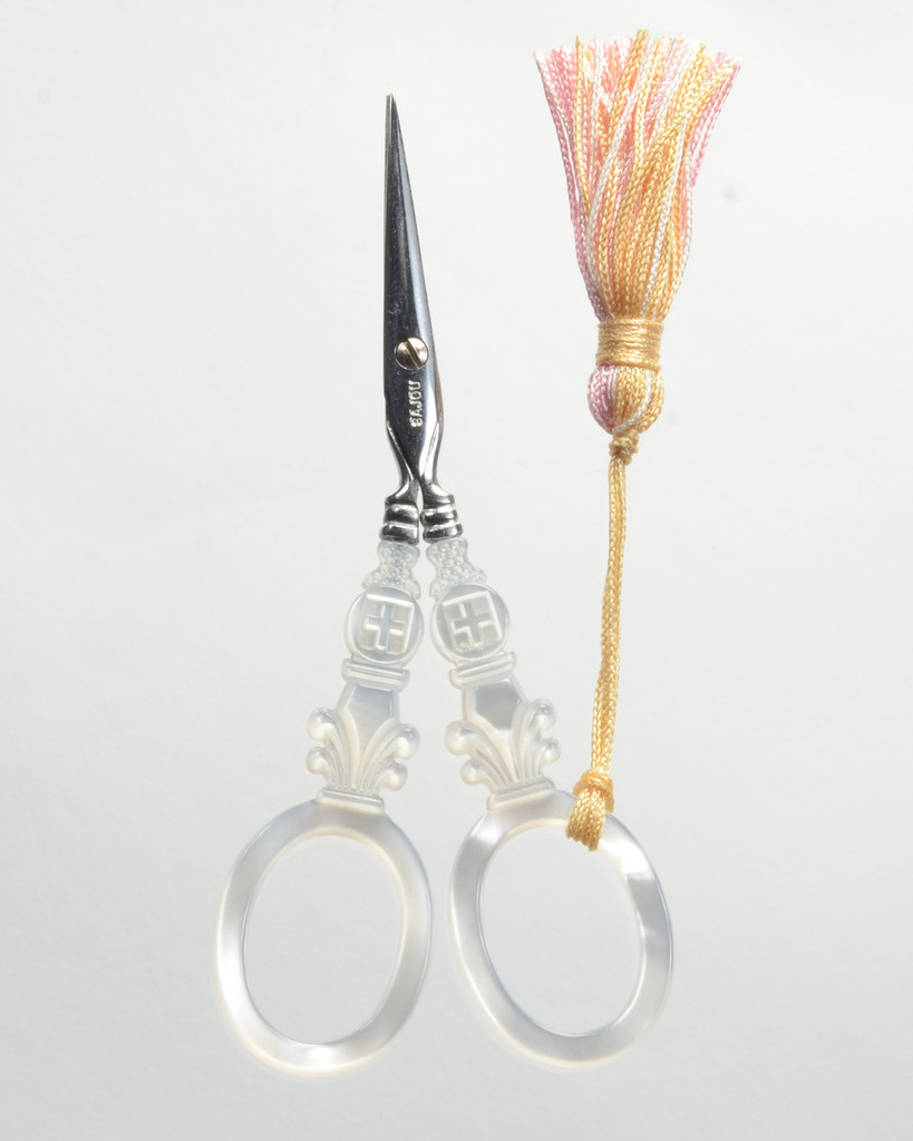 Mother of Pearl Scissors - Cross Model