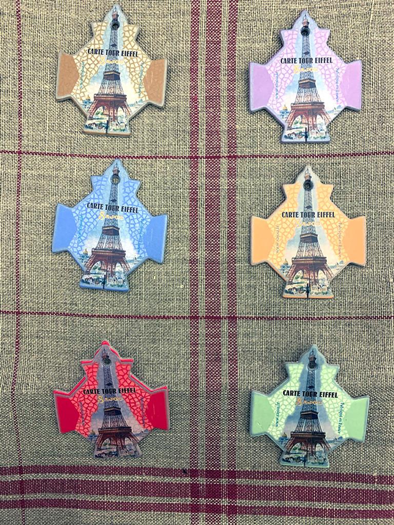 Paris Thread Cards - Paris
