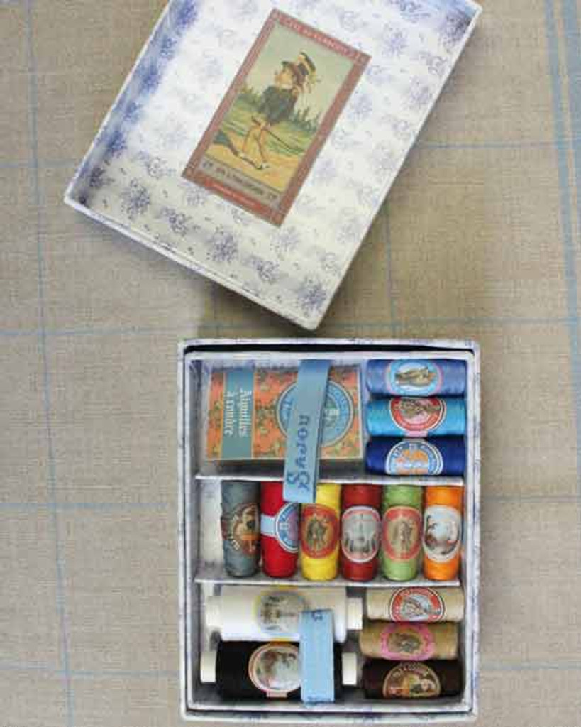 Sewing Thread Set from our Sewing Boxes & Kits collection.