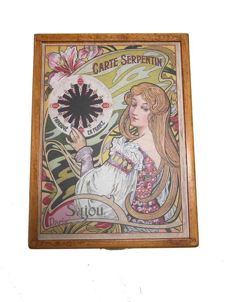Thread Card Box