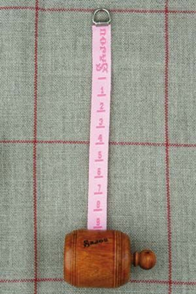Wooden Tape Measure from our Wooden Accessories collection.