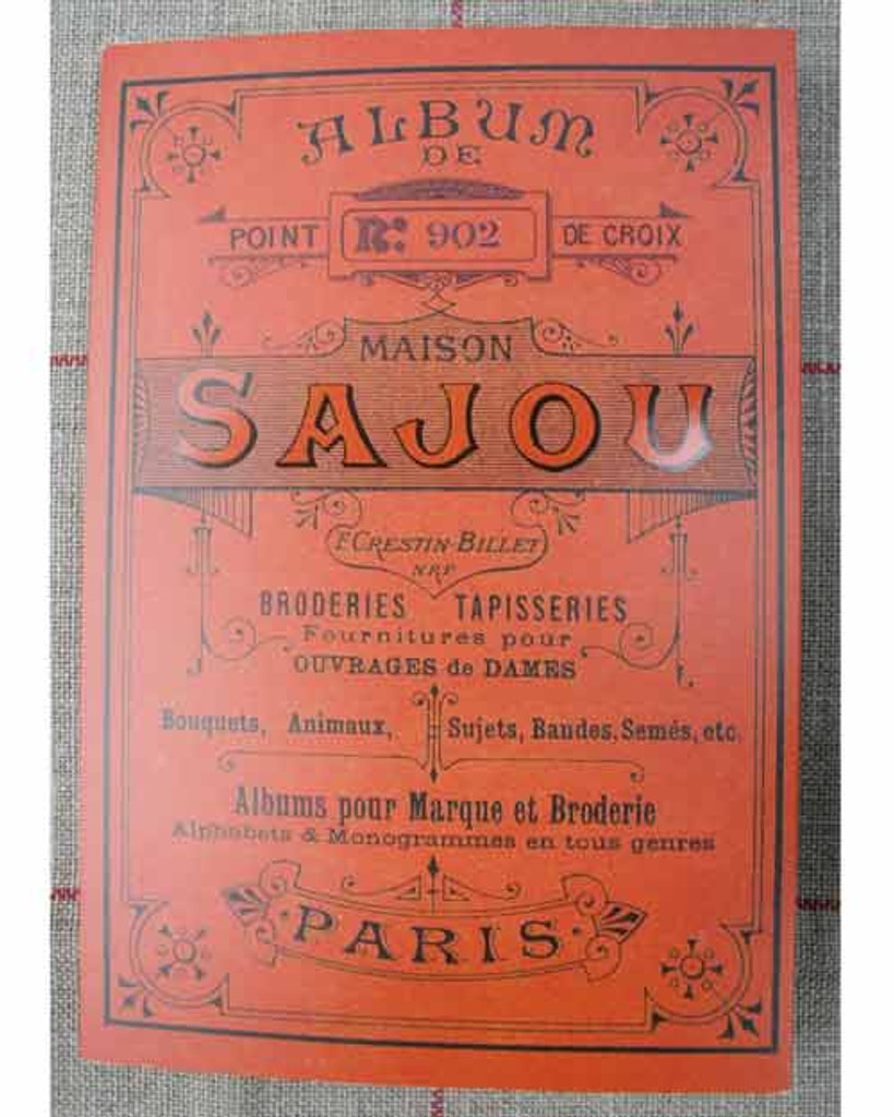 Sajou Red Albums:  900 - 915