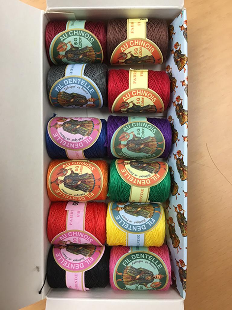 Calais Bobbin Lace Thread