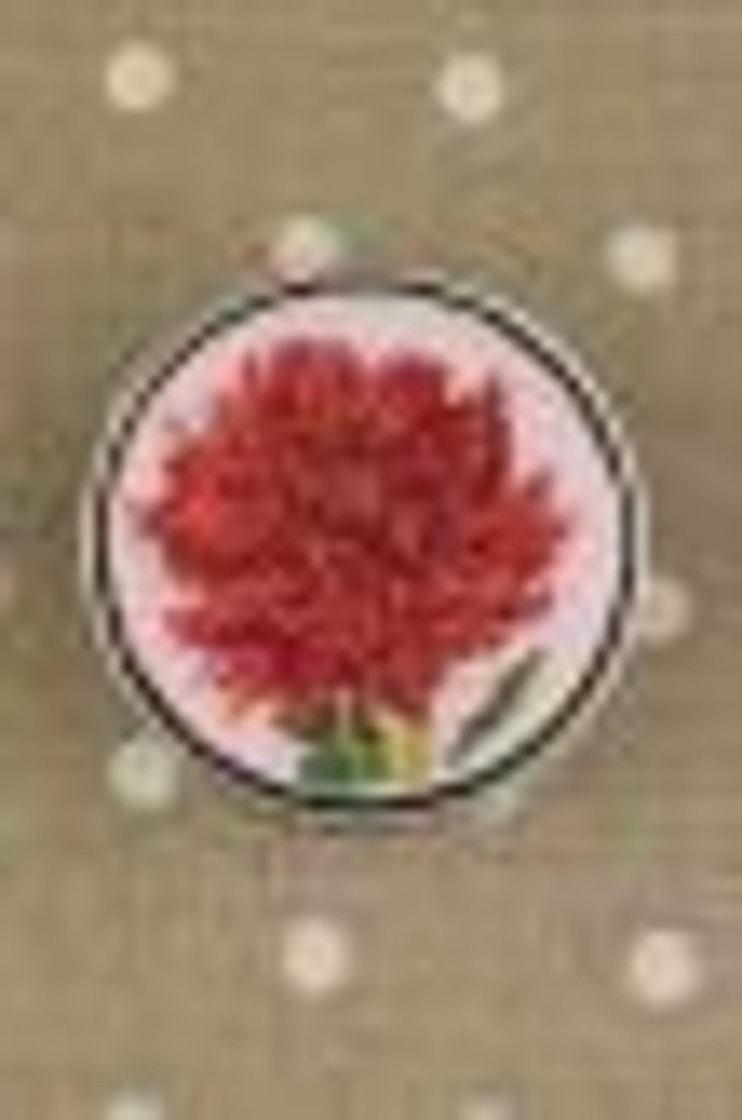 Sajou Cross Stitch Kit - Dahlia - Box to Embroider