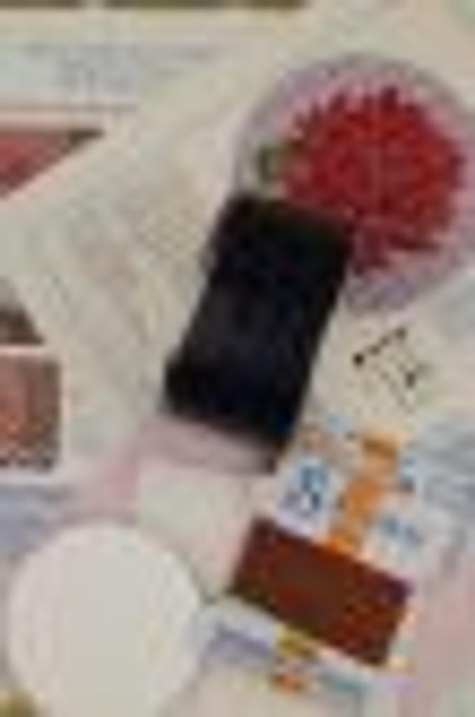 Sajou Cross Stitch Kit - Dahlia - Box to Embroider
