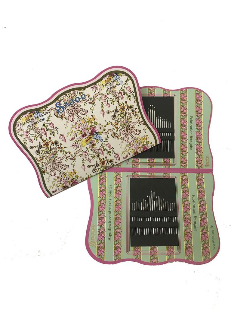 Vintage Needle Booklet - Chambre de la Reine