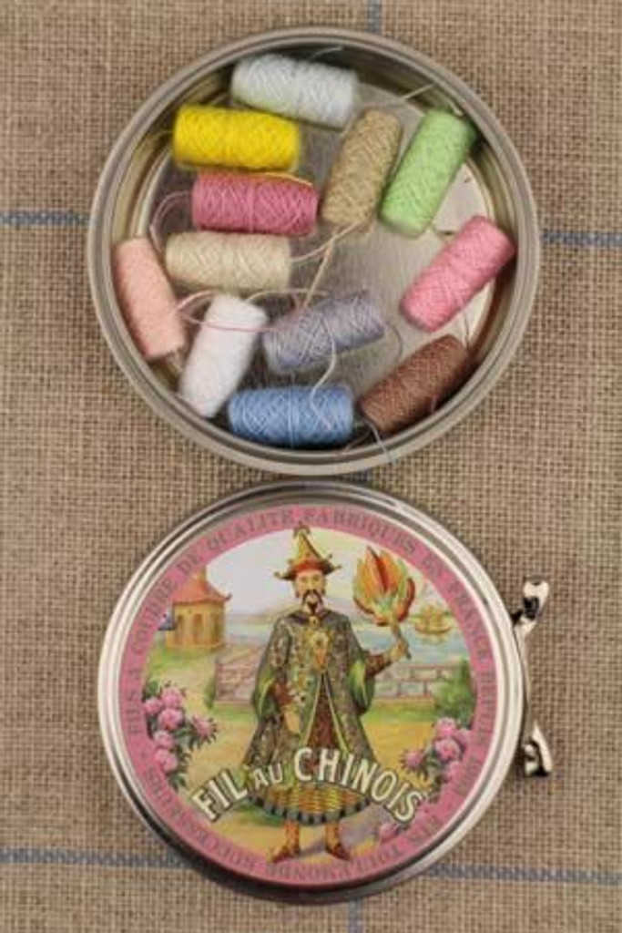 Two Tins of Cocoons