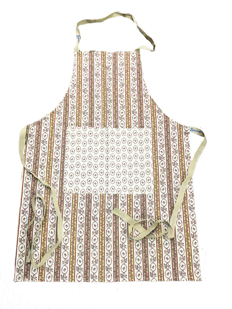 Aprons - Percale Cotton from Sajou