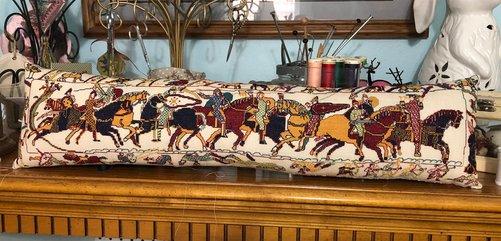 Battle of Hastings Embroidery Kit - Bayeux Tapestry