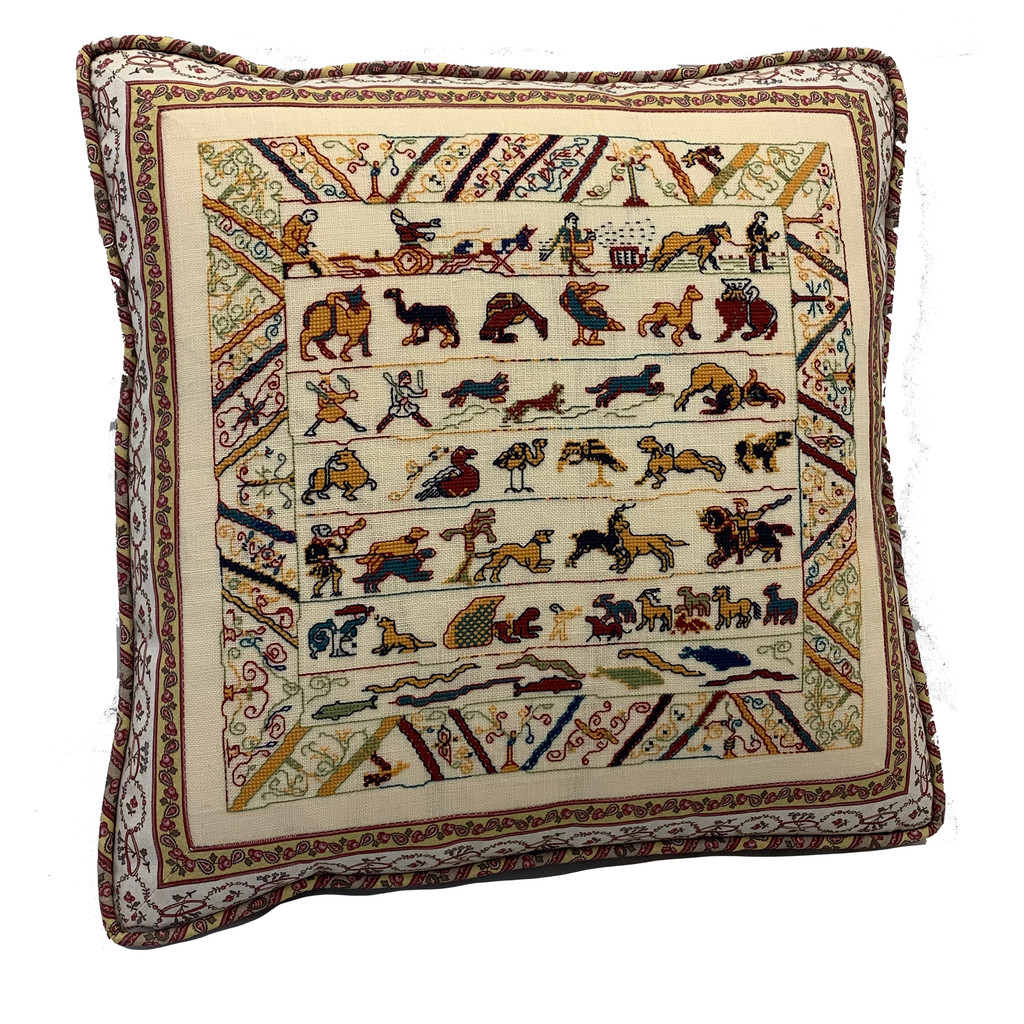 Bayeux Tapestry - Animals Embroidery Kit
