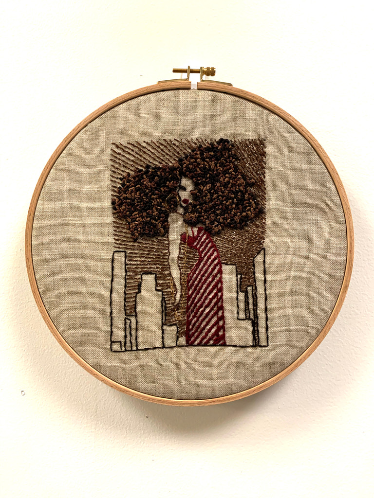 GG Collection - Urbanista - Embroidery Kit