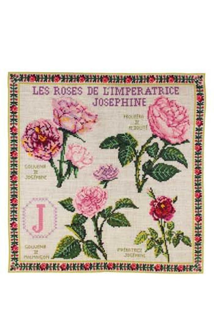 Josephine's Roses Cushion Kit