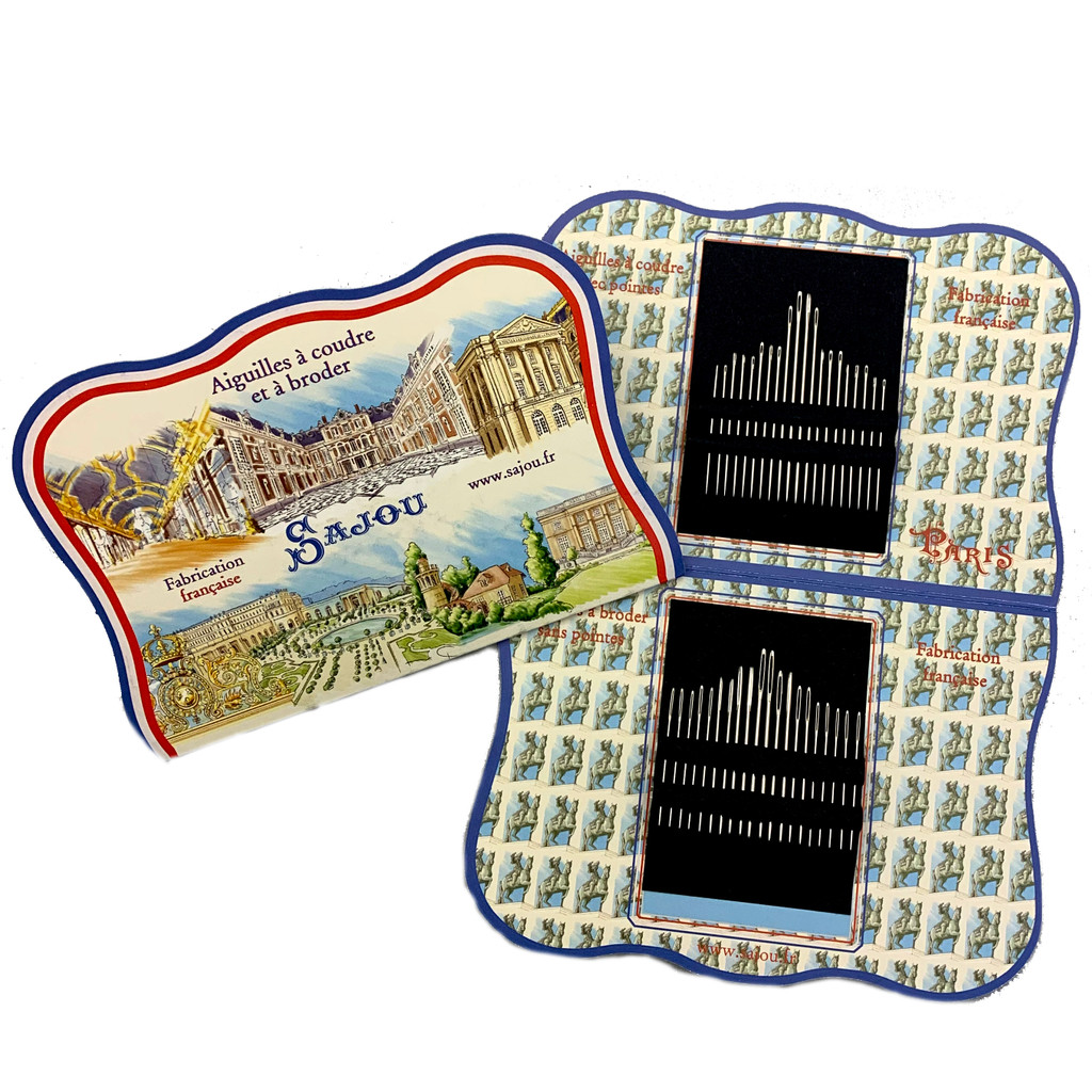Vintage Needle Booklet -  Versailles