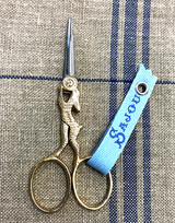 Hare Scissors - Gilded Handle