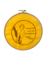 Wisdom Embroidery Kit - Twyla Tharp