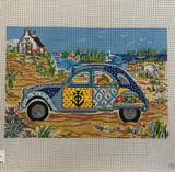 Provence Inspired VW Bug