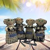 A Congress of Sajou Monkeys