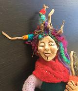 Barbara Jurgs Koppang - The Oddest Goddess
