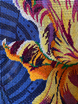 Sajou Threads - A Needlepoint Work in Progress