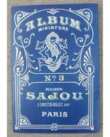 Sajou Blue Albums