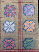 Lisieux Thread Cards - Vintage Feather