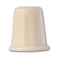 Veined Ivory Thimble
