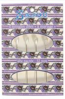 Window Booklet Wedding Pins