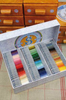 Retors du Nord - Complete Set of 96 thread cards