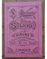 Sajou Mauve Albums