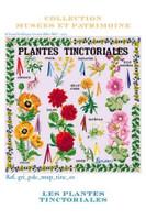 Cross Stitch Kit of Tinctorial Plants