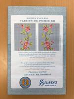 Charts of Flowers - Fleurs