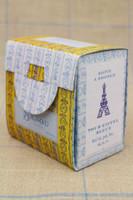 Sajou Cross Stitch Kit - Eiffel Tower Box to Embroider