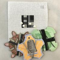 Bracelet Cuff Needlepoint Kit - C21