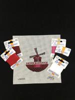 Moulin Rouge Needlepoint Kit