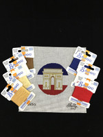 Arc de Triomphe Needlepoint Kit
