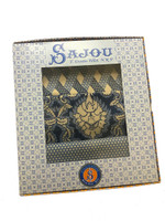 Damas Blue - Three Printed Swatches in Gift Box