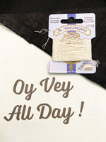 Oy Vey All Day Embroidery Kit
