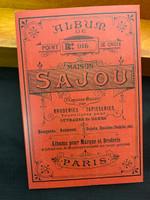 Sajou Album 916 - Basic Stitches