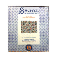 Emperor's Indienne Fabric Cushion