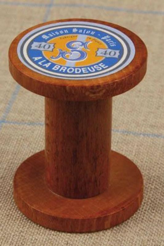Vintage Wooden Bobbins