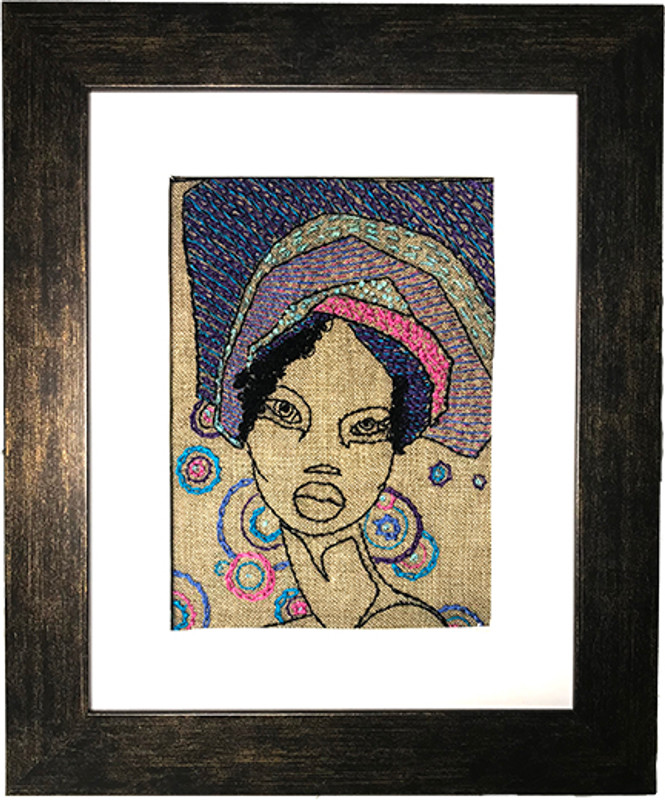 GG Collection - Headwrap - Embroidery Kit