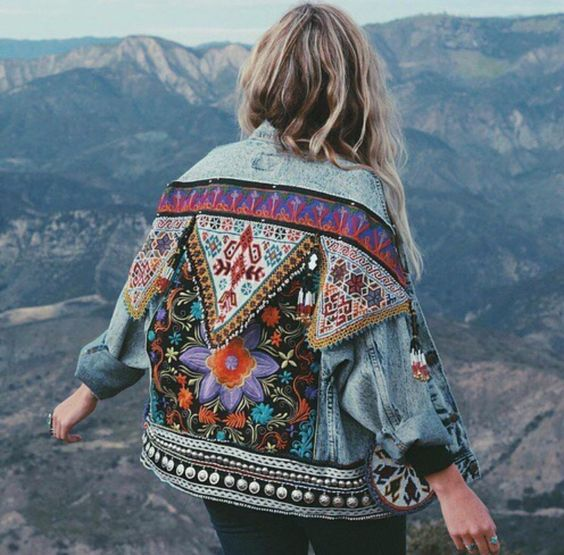 A Love for Embroidered Clothing