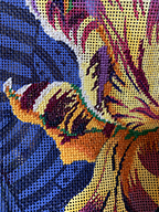 Sajou Threads - A Needlepoint Work in Progress