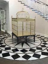 Focus on Custom Work: The Giant Decorative Birdcage