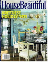 We're on the Cover of House Beautiful Magazine