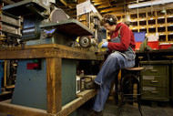 Help Wanted: Sheetmetal, electrical and woodworkers