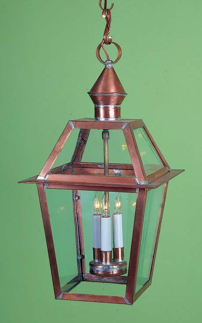 Colonial Ashley House Hanging Lantern Medium