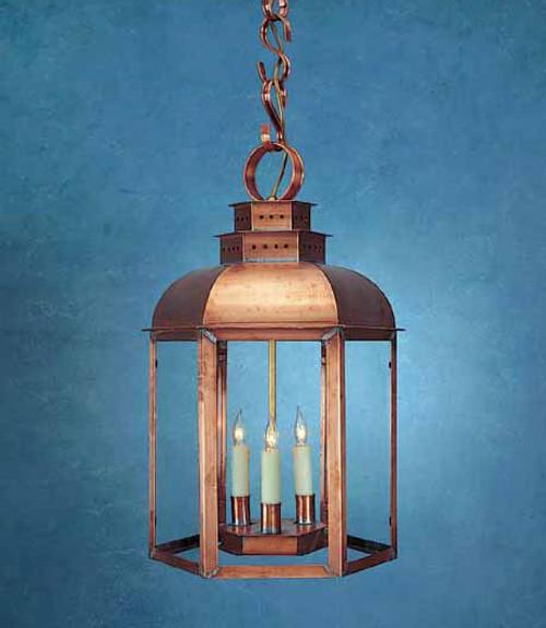 Metedeconk Hanging Mount Lantern