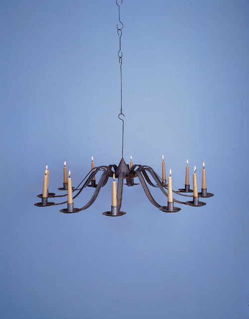 Concord Early Primitive Chandelier